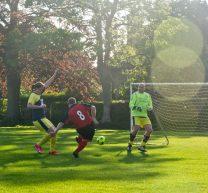 Harrogate Hat-trick goal