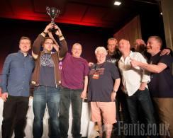 Harrogate - The North on stage - winners