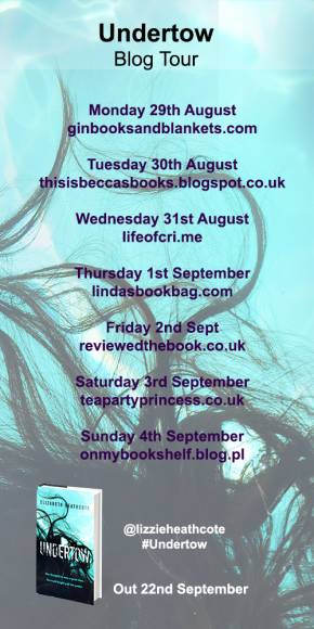 Undertow Blog Tour Poster